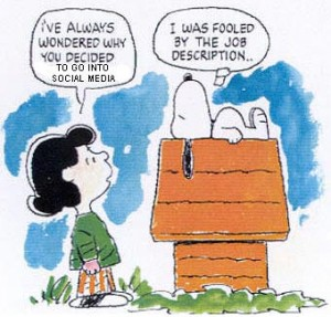 Social Media Snoopy