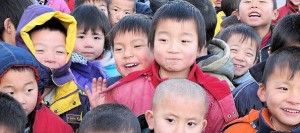 China Migrant Children