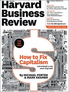HBR How to Fix Capitalism